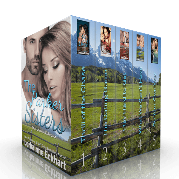 The Parker Sisters: The Complete Collection