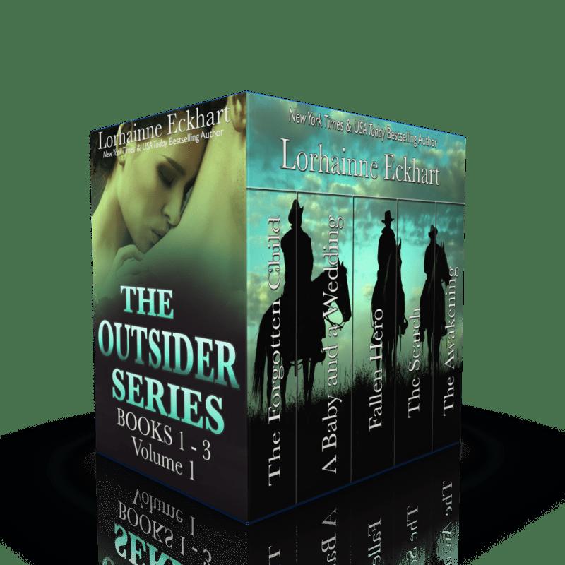 The Outsider Series: Books 1 – 3 Volume 1