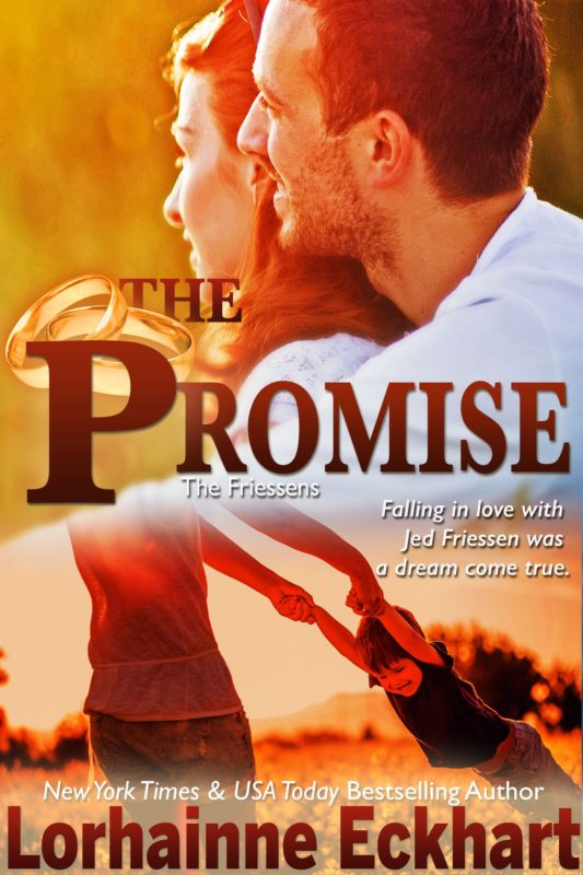 The Promise ( Jed & Diana)