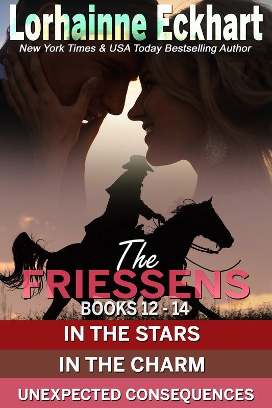 The Friessens Books 12 – 14