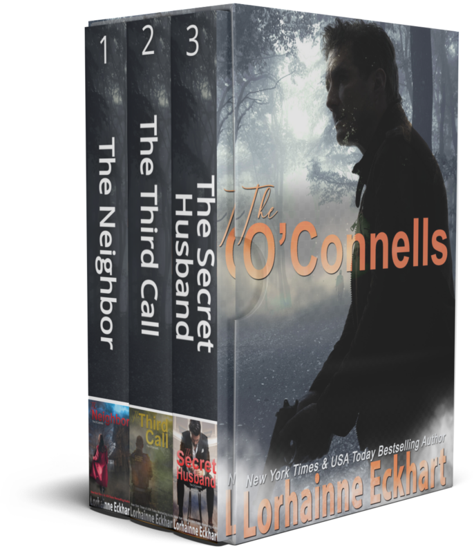 The O'Connells Books 1 – 3