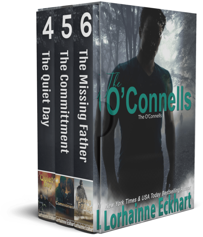 The O'Connells Books 4 – 6